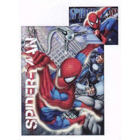 Obliečky Spiderman.