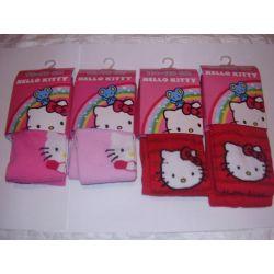Hello Kitty pančuchy svetloružová