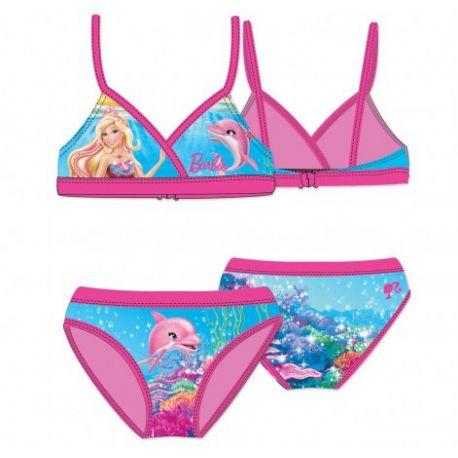 plavky Barbie podmorský svet