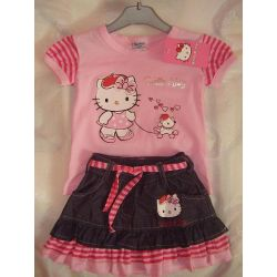 Hello Kitty komplet