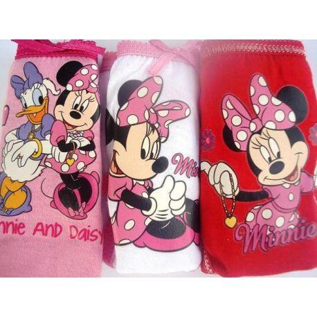 Nohavičky Minnie.