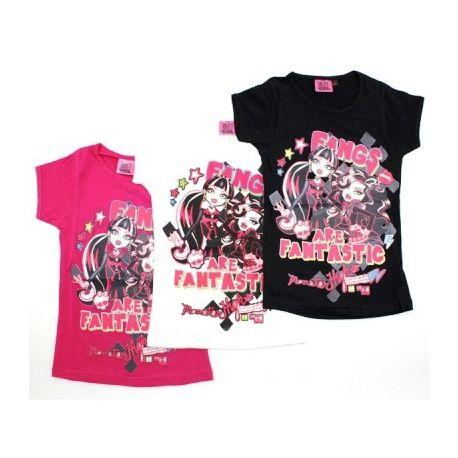 Tričko Monster High.