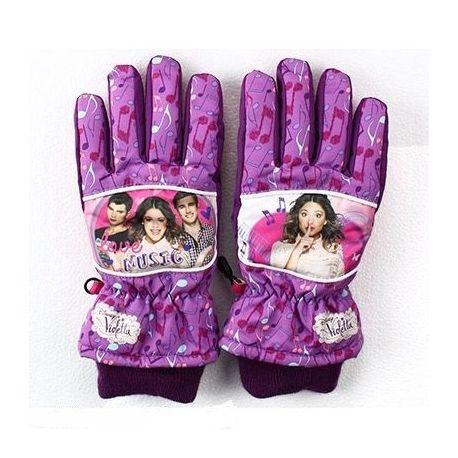Lyžiarske rukavice Violetta
