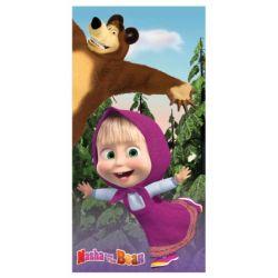 Osuška Máša a medveď