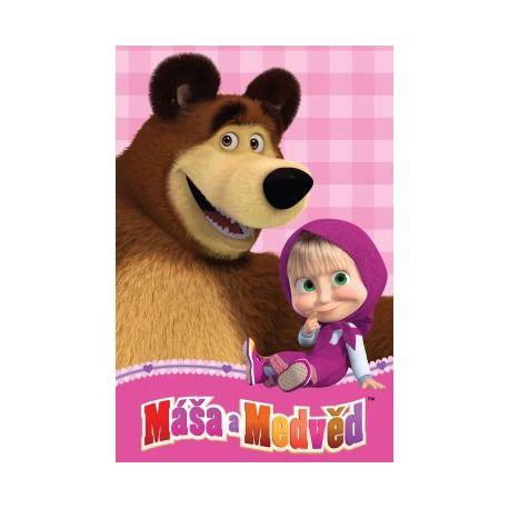 Deka Máša a medveď